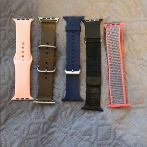 Accessories - 42mm Apple Watch Bands